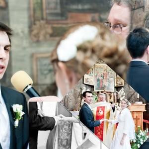 Na zdjęciach ślubnych musi znaleźć się moment założenia obrączek przez Młodą Parę z Bielska-Białej