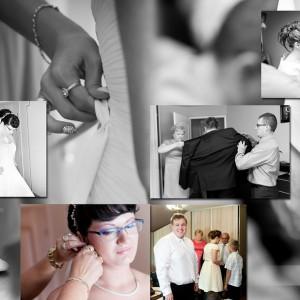 Na fotografii ślubnej nie może zabraknąć momentu, w którym para z Bielska odbiera błogosławieństwo od rodziców