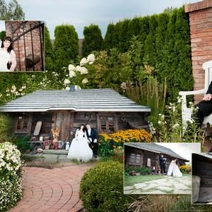 Plener ślubny w Bielsku to okazja dla Kamili i Darka aby uwiecznić ważny moment ślubu na zdjęciach