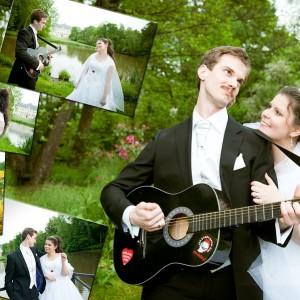 Fotograf wykonał plenerową sesję ślubną nowożeńców z Bielska i dołączy ją do albumu ślubnego