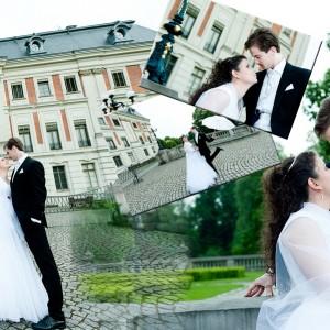 Zdjęcia ze ślubu Justyny i Marka, który odbył się w Bielsku są wspaniałą pamiątką na całe życie dla małżonków