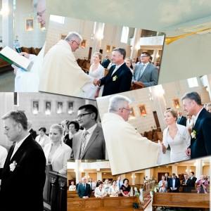 Na fotografiach ślubnych wesele Justyny i Marka, które odbyło się w Bielsku-Białej dwa lata temu