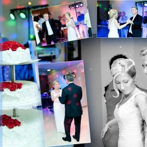Zdjęcia z wesela i sesja ślubna wykonana pod Bielskiem to pamiątka dla nowożeńców Justyny i Marka