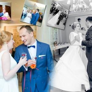 Na zdjęciach ślubnych Kasi i Norberta znalazły się wszystkie najważniejsze momenty ze ślubu w Bielsku