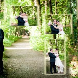Magda i Olek wzięli ślub w bielskim kościele w zeszłym roku