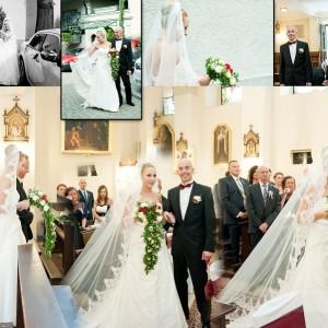 Na fotografiach ślubnych koniecznie musi znaleźć się ceremonia składania przysięgi przez parę z Bielska