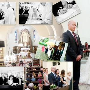 Zdjęcia ze ślubu i wesela Magdy i Olka, które odbyło się w Bielsku są wspaniałą pamiątką na całe życie dla małżonków