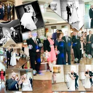 Fotograf ślubny uchwycił najciekawsze momenty zabawy weselnej Magdy i Olka, która odbyła się w Bielsku
