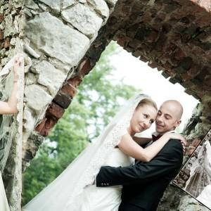 Sesja ślubna w plenerze to świetny pomysł na stworzenie wyjątkowej pamiątki dla nowożeńców z Bielska