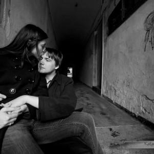 Do fotografii ślubnej zaliczają się także sesje narzeczeńskie robione jeszcze przed ślubem w Bielsku-Białej