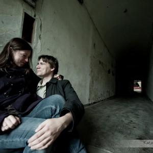 Fotografia ślubna to także sesje narzeczeńskie robione jeszcze przed ślubem zakochanym parom w Bielsku-Białej