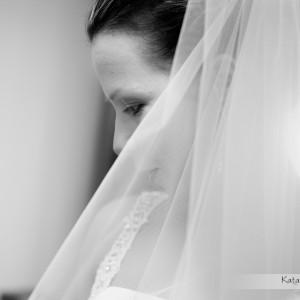 Pamiątkowa fotografia ślubna to także zdjęcia z przygotowań Pary Młodej w Bielsku-Białej