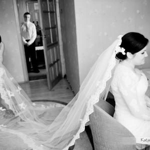 Na sesji ślubnej w trakcie przygotowań do ślubu w Bielsku-Białej możesz być na zdjęciach także z bliskimi
