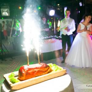 Wszystkie atrakcje z wesela w Bielsku zostaną na zdjęciach jako część reportażu ślubnego