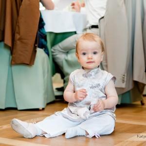 Najmłodsi goście wesela znajdą się także na plenerze ślubnym z tego wesela w Bielsku-Białej
