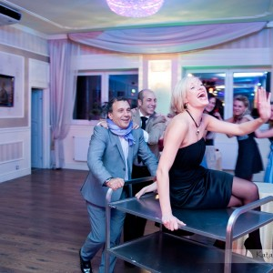 Dzięki fotografowi ślubnemu takie momenty także znajdą się w albumie ślubnym z Bielska-Białej