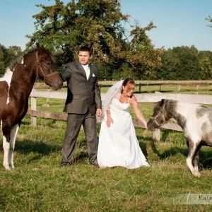 Zdjęcia ze ślubu oraz sesja plenerowa wykonana pod Bielskiem to świetna pamiątka ze ślubu dla nowożeńców