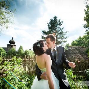 Zdjęcia ze ślubu oraz sesja plenerowa wykonana w górach pod Bielskiem to idealna pamiątka ze ślubu dla nowożeńców